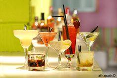 φωτογραφία φαγητού , cocktails