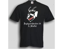 T-Shirt Jagdgeschwader 26 / mehr Infos auf: www.Guntia-Militaria-Shop.de