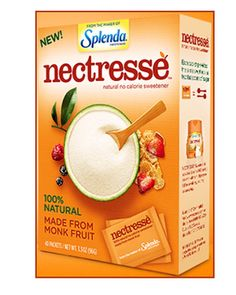 High Value $2/1 Nectresse Sweetener Coupon & Free Sample