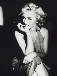 Anonymous - Marilyn Monroe, Hollywood 1952 - Kunstdrucke Poster