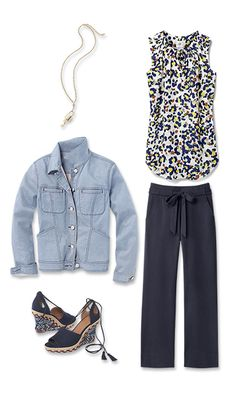 Check out five unique ways to mix and match the Fierce Top with other cabi items!  My online store is open 24/7 for your shopping pleasure. jeanettemurphey.cabionline.com