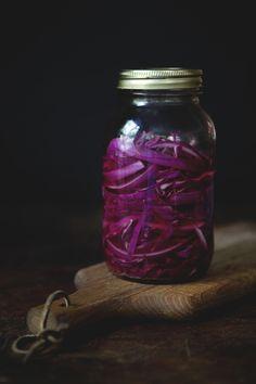 Pickled Cabbage Slaw