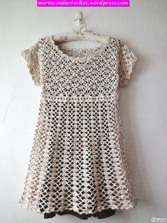 Tunicas   Mi Rincon de Crochet