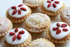 Mixing it up in HK: Nan's mini bakewell tarts