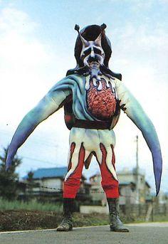 カタツブラー Heart monster.  You know he loves you