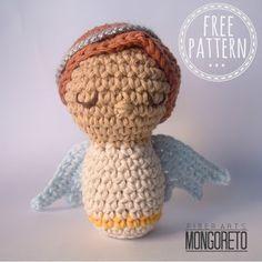 Mongoreto: Angel Kokeshi (Castellano & English) Free