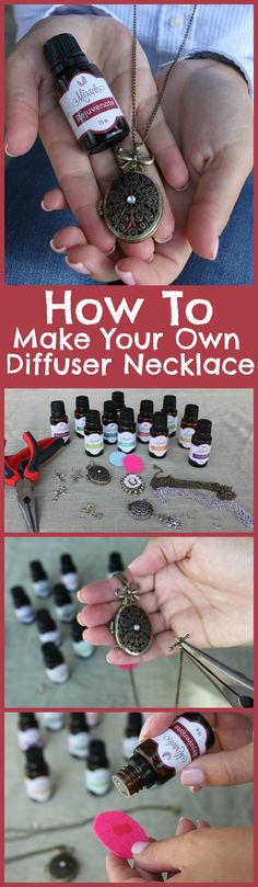 Put your jewelry to work! While you may love wearing jewelry to make a fashion statement and add something extra to an outfit, you can also use your jewelry to brighten your day. By creating an essential oil diffuser necklace, you'll bring the benefits of any one of Miracle Essential Oils' Single Oils or Blends with you. https://miracleessentialoils.com/guide408/?&c1=PIN&c2=C14-A8