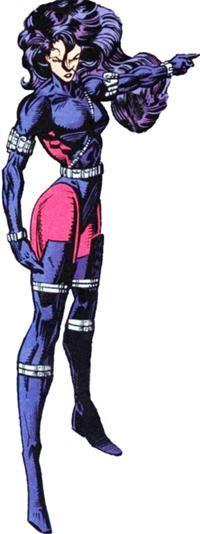 "Kwannon aka ""Revanche"" Marvel Women, Marvel Heroes, Marvel Comics, Marvel Females, Comic Book Characters, Comic Books, Misty Knight, Moon Knight, Fantasy Comics"