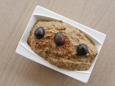Disfruta con la receta de humus de berenjena> http://lacocinadetendencias.com/humus-de-berenja/