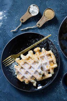 Vegan Dessert Recipes, Vegan Sweets, Sweets Recipes, Brunch Recipes, Vegetarian Recipes, Vegan Food, Healthy Food, Breakfast Desayunos, Healthy Vegan Breakfast