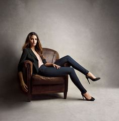 Patrick Demarchelier for J.Brand Jeans