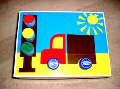 Fun Activities For Toddlers, Train Activities, Montessori Activities, Paper Folding Crafts, Paper Crafts, Clock Learning For Kids, Decor Crafts, Diy And Crafts, Diy For Kids