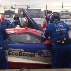 Ford GT Supercar | Ford Sportscars | Ford.com/fordgt#video-aero