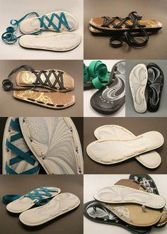 remake flip flops