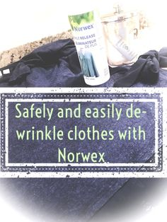 Norwex Wrinkle Release Spray: The Safe and Easy Way to De-Wrinkle Clothes - thatswhatsup