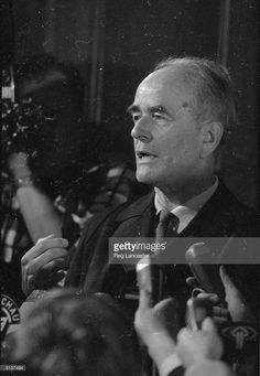 German architect and Nazi Government official Albert Speer - meets the press upon his release from Spandau Prison in Berlin. Ww2 History, World History, Nuremberg Trials, It Goes Like This, The Good German, The Third Reich, German Army, World War Two, Memoirs