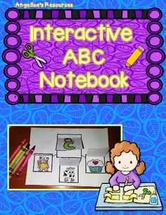 These adorable emergent interactive ABC Noteboook Pages will engage your students. They have strong picture support and large print. Students can use their blending skills and sounding out skills to match the picture to the word. They are quick and easy to create.