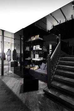 karl lagerfeld store, Saint-Germain-des-Prés, 2013 - plajer & franz studio