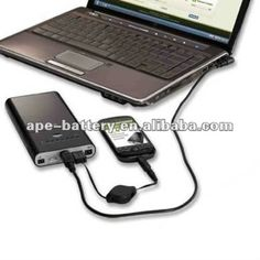 60Wh li-ion usb rechargeable battery pack for laptop for notebook for cameras etc. MP3450Industrial Type