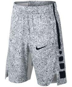 9c002e3a10b9 Nike Dry-FIT Elite Printed Basketball Shorts