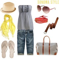 what to wear-  tourist