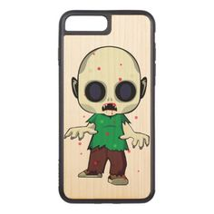Zombie Brat Carved iPhone 7 Plus Case - trendy gifts cool gift ideas customize