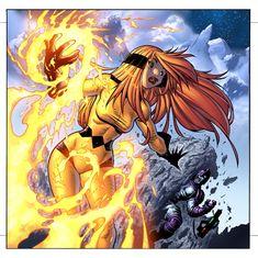 Marvel's CRYSTAL by AdamWarren.deviantart.com