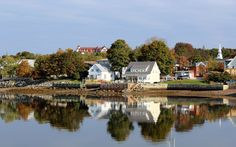 St Andrews By The Sea, New Brunswick, Canada