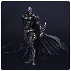 Batman DC Comics Play Arts Kai Variant Action Figure - Square-Enix - Batman - Action Figures at Entertainment Earth