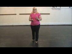 Basic Tap Dance Lesson The Shuffle Steps