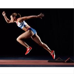 """""""Exciting and slightly scary! My journey to Rio starts now"""" - so glad to hear that Jessica Ennis-Hill is back in training!"""