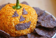 Here is some haunting healthy snacks for this Halloween party. Monster eyes will be the kid-friendly food which is healthy and festive. It gives you traditional taste of sausage balls.