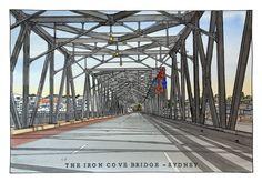 Iron Cove Bridge - Sydney