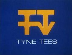 ITV Tyne Tees 70's ident logo