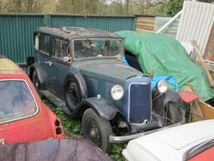 1935 Armstrong-Siddeley 12 Plus Saloon