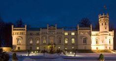 ****Paszkowka Palace, Kraków, Poland