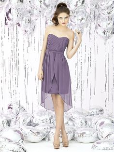 Discover the Social Bridesmaids by Dessy 8120 Bridesmaid Dress. Find exceptional Social Bridesmaids by Dessy Bridesmaid Dresses at The Wedding Shoppe Dessy Bridesmaid, High Low Bridesmaid Dresses, Beautiful Bridesmaid Dresses, Wedding Bridesmaid Dresses, Homecoming Dresses, Lavender Bridesmaid, Bridesmade Dresses, Beautiful Dresses, Bridesmaid Color
