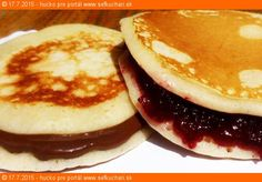 Slovak Recipes, Sweet Recipes, Pancakes, Recipies, Cheesecake, Food And Drink, Yummy Food, Sweets, Baking