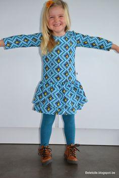 Bel'Etoile: Nog een jurkje erbij + uitslag giveaway