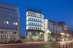 Office and Retail Building Nowy Świat 2.0  / AMC  Andrzej M. Chołdzyński