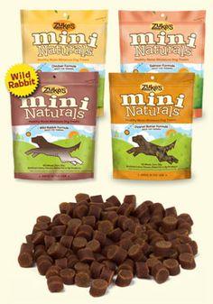 Zuke's Mini Naturals... Great training treat!