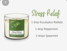 Ditch the toxic Stress Relief aromatherapy candle and replace it with this diffuser blend! Ditch the toxic Stress Relief aromatherapy candle and replace it with this diffuser blend!