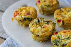 Pepper egg muffins - protein rich snack - Clean Eating by Annika-Äggmuffins med paprika – proteinrikt mellanmål – Clean Eating by Annika Pepper egg muffins – protein rich snack – Clean … - Low Carb Breakfast, Sausage Breakfast, Breakfast Recipes, 300 Calorie Lunches, Protein Rich Snacks, Keto Recipes, Dessert Recipes, Eggs In Peppers, Egg Muffins