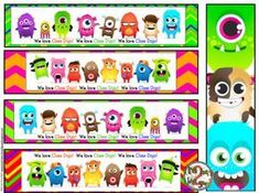 ilive2learn ilove2grow: Class Dojo Freebies