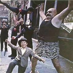 Album covers: Strange Days by the Doors