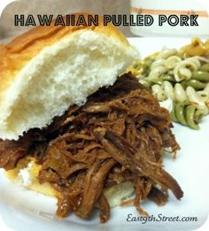 Crock pot Hawaiian Pulled Pork recipes