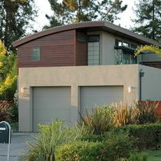 Curved Roof Designs On Pinterest Sheet Metal Modern