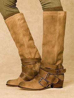 mis botas !