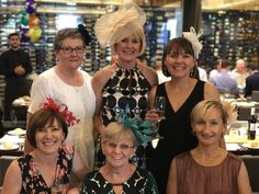 Team Paddington had an fabulous lunch Gambaro's Restaurant & Function Centre celebrating Melbourne cup. Such a wonderful afternoon of Champagne, fine food and laughter, an all round tough day at the office!!!