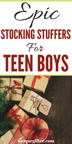 Epic Stocking Stuffers for Teenage Boys (That They Actually Want This Year) - Unique Gifter Epic Stocking Stuffers for Teenage Boys (That They Actually Want This Year) - Unique Gifter Stocking Stuffers for Teen Guys Teenage Boy Christmas Gifts, Christmas Presents For Teens, Birthday Presents For Men, Gifts For Teen Boys, Cheap Christmas Gifts, Tween Gifts, Christmas Stocking Stuffers, Handmade Christmas Gifts, Gifts For Teens